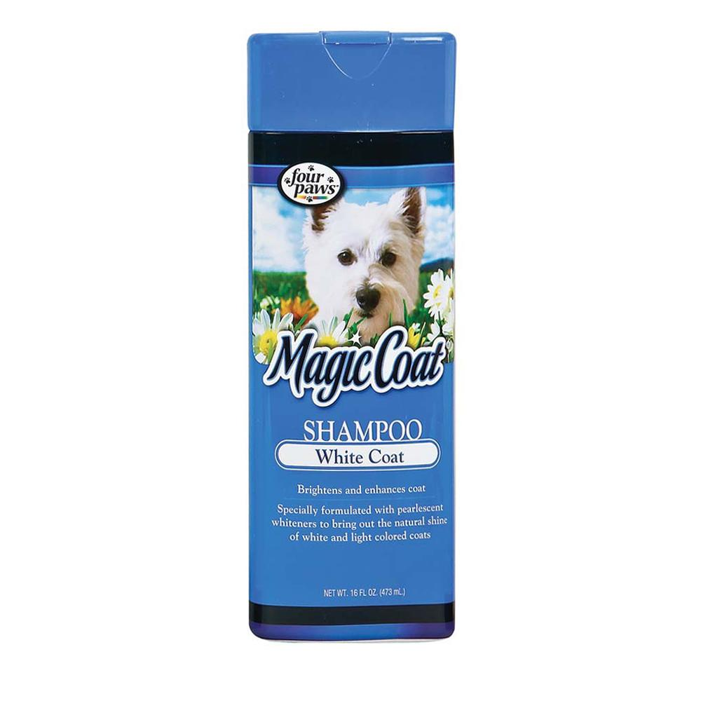 Four Paws MagicCoat White Coat Dog Shampoo