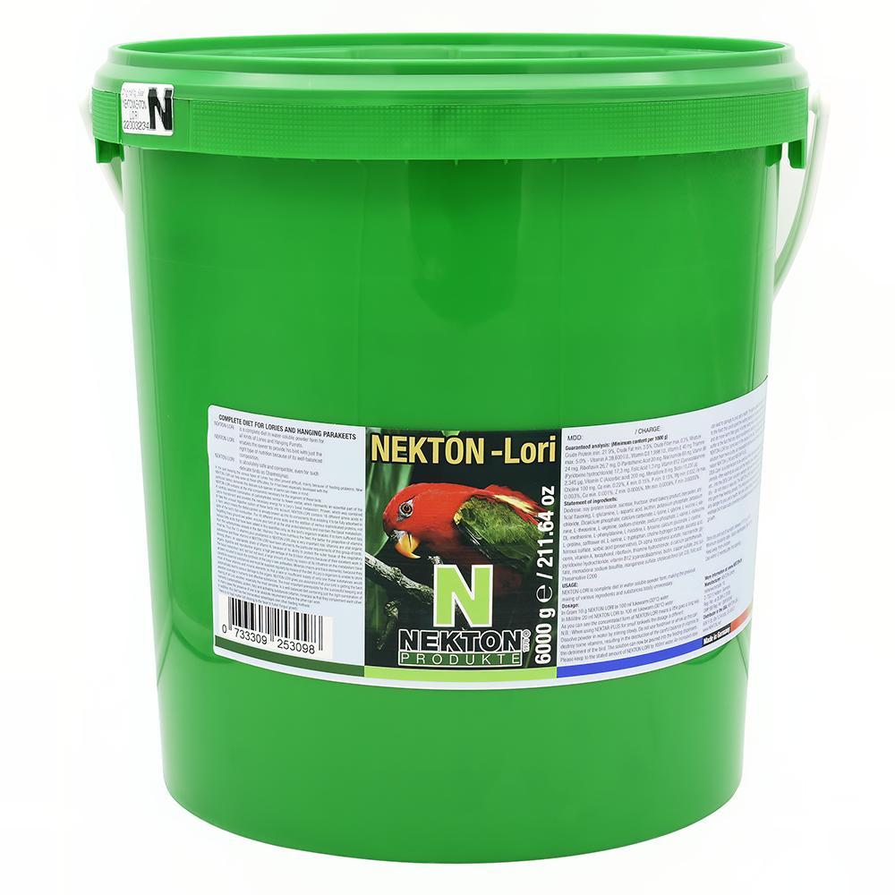 Nekton-Lori Complete Lory Diet 6000g (13.23lbs)