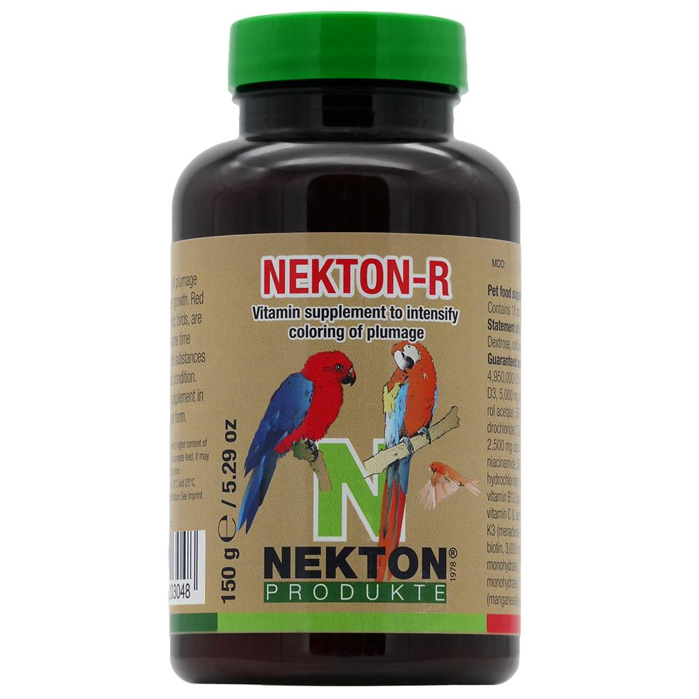 Nekton-R Enhances Red Color in Birds 150g (5.29oz)
