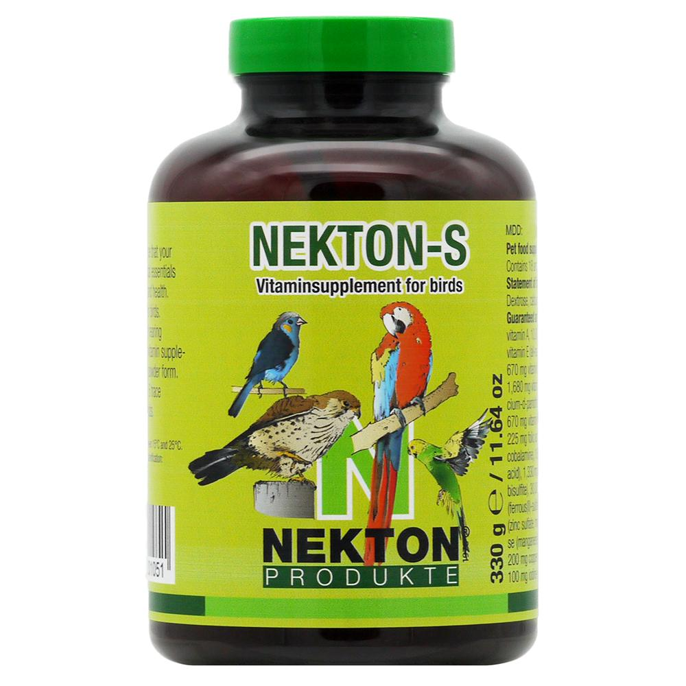 Nekton-S Multi-Vitamin For Birds 375g (13.23oz)