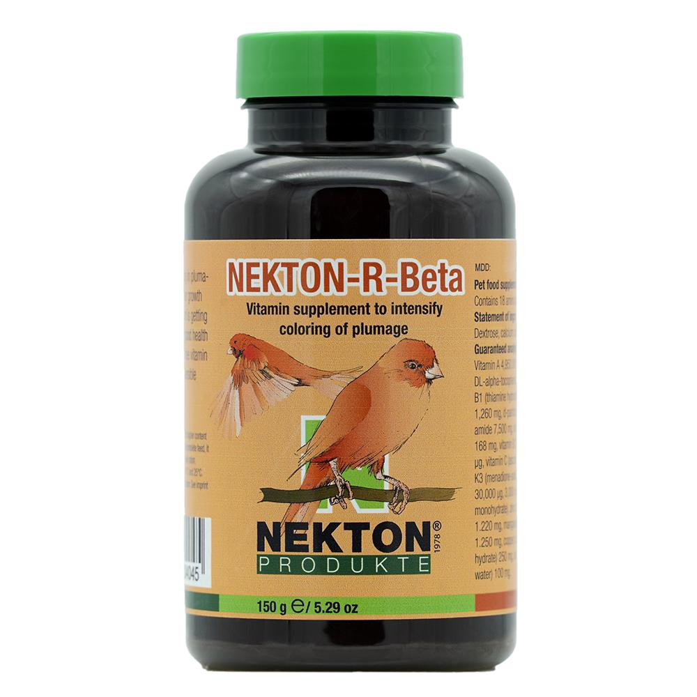 Nekton-R-Beta Enhances Red Color in Birds 150g (5.29oz)