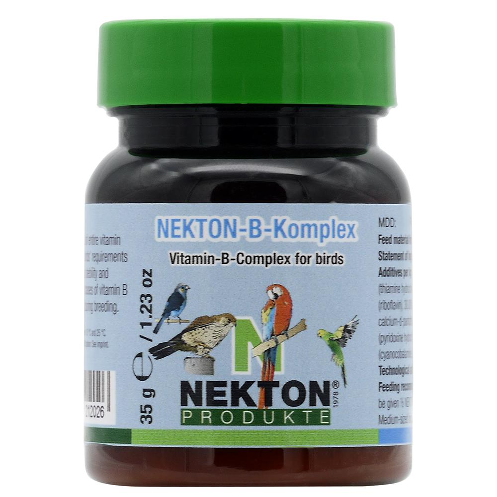 Nekton-B-Komplex B Vitamin Bird Supplement 35g (1.23oz)