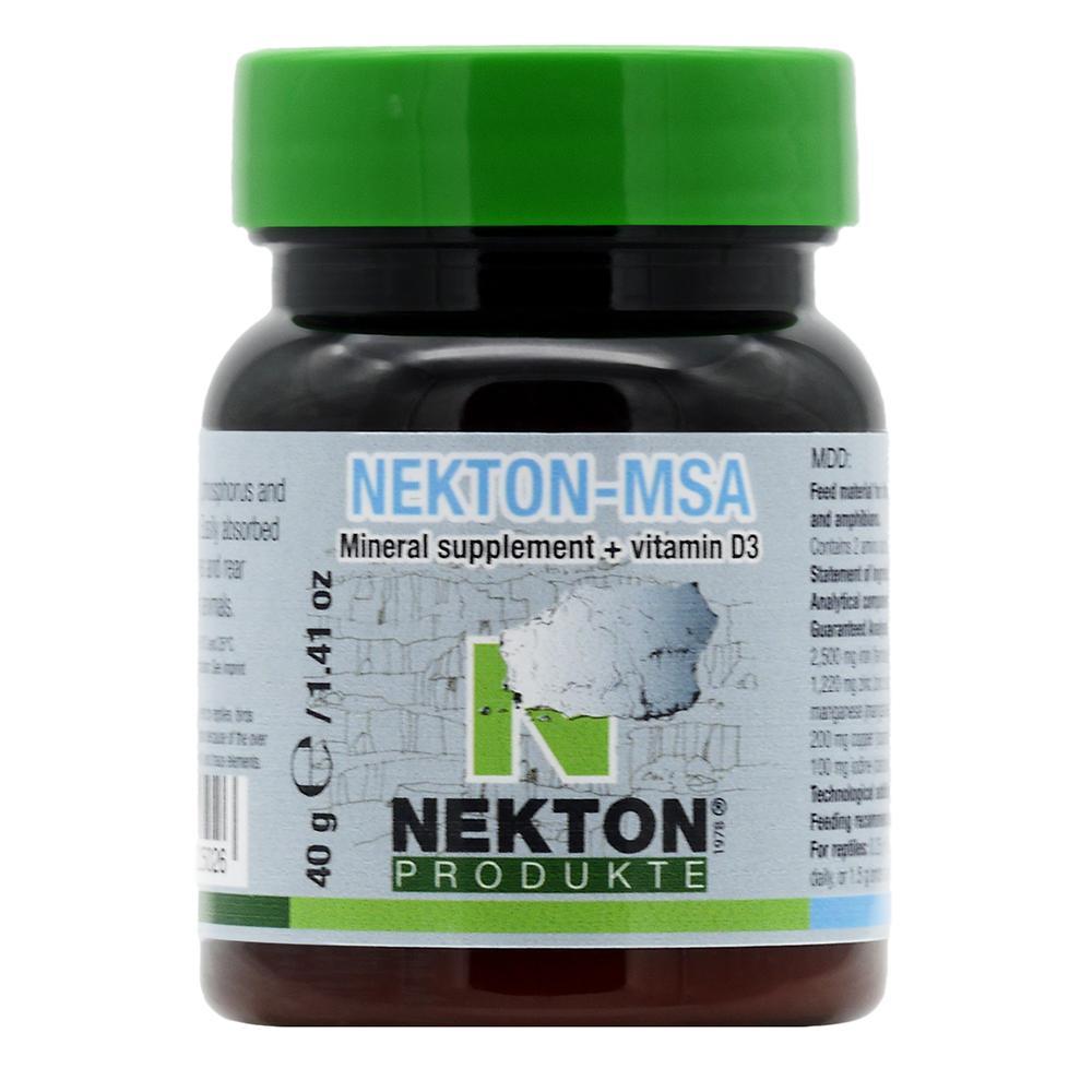 Nekton-MSA High-Grade Mineral Supplement for Pets  40g