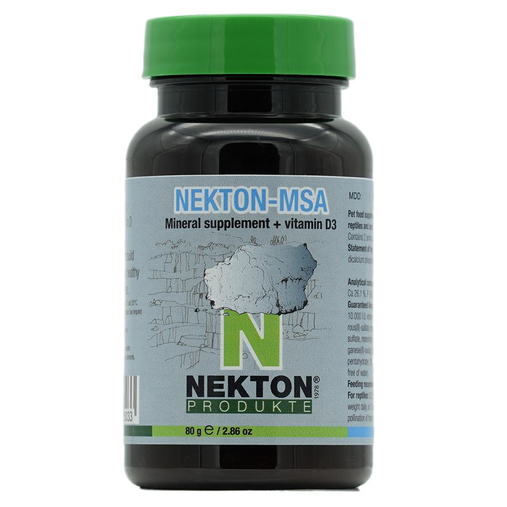 Nekton-MSA High-Grade Mineral Supplement for Pets  80g