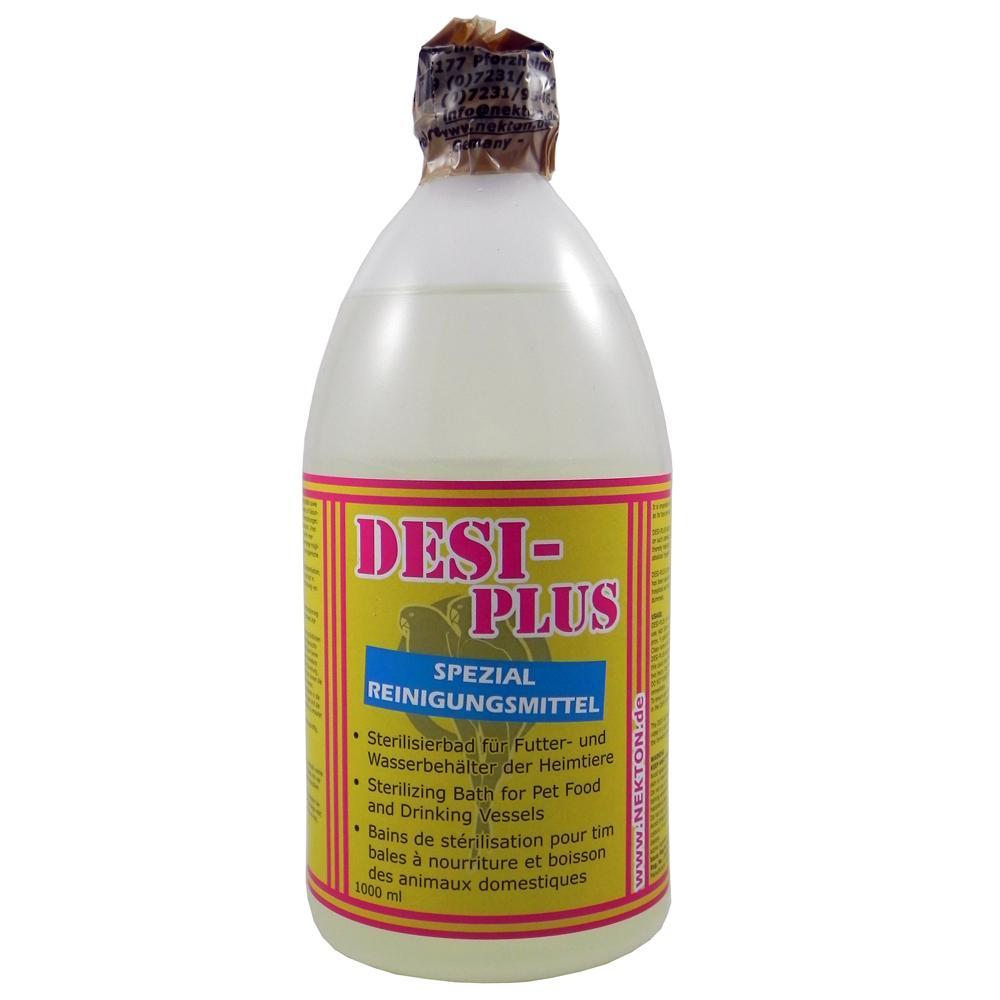 Nekton Desi Plus Disinfectant Solution 1 Liter (33.8oz)