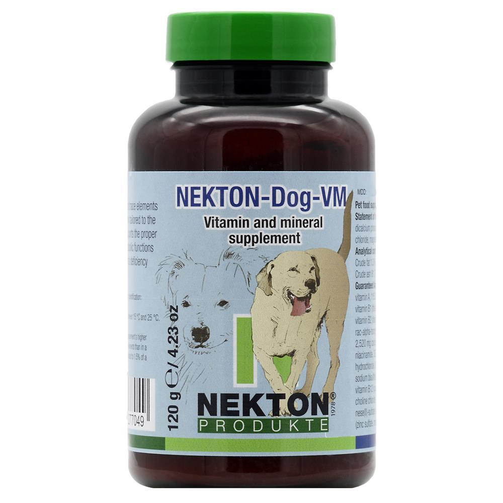 Nekton-Dog-VM Canine Vitamin, Mineral, Trace Supplement 120g