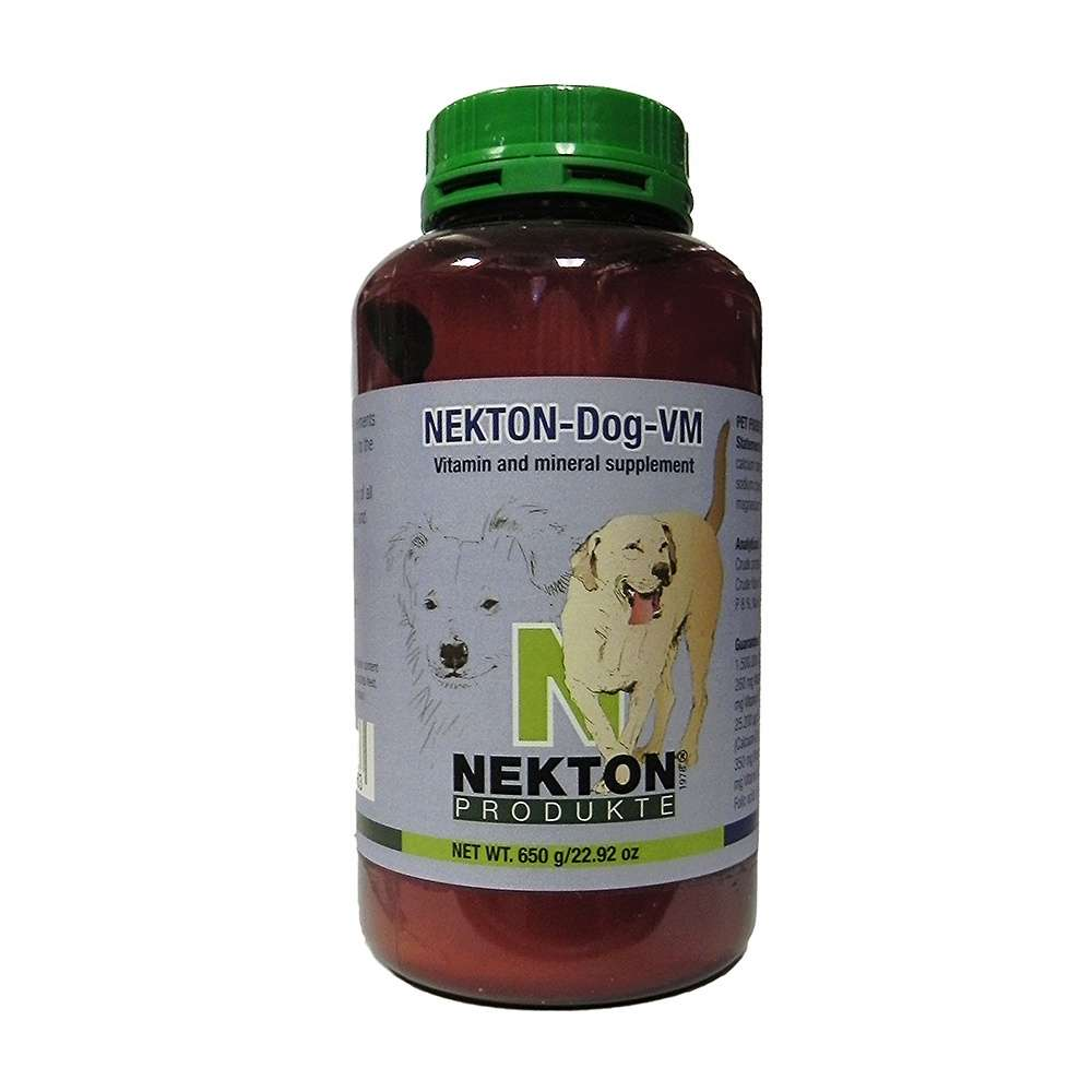 Nekton-Dog-VM Canine Vitamin, Mineral, Trace Supplement 650g