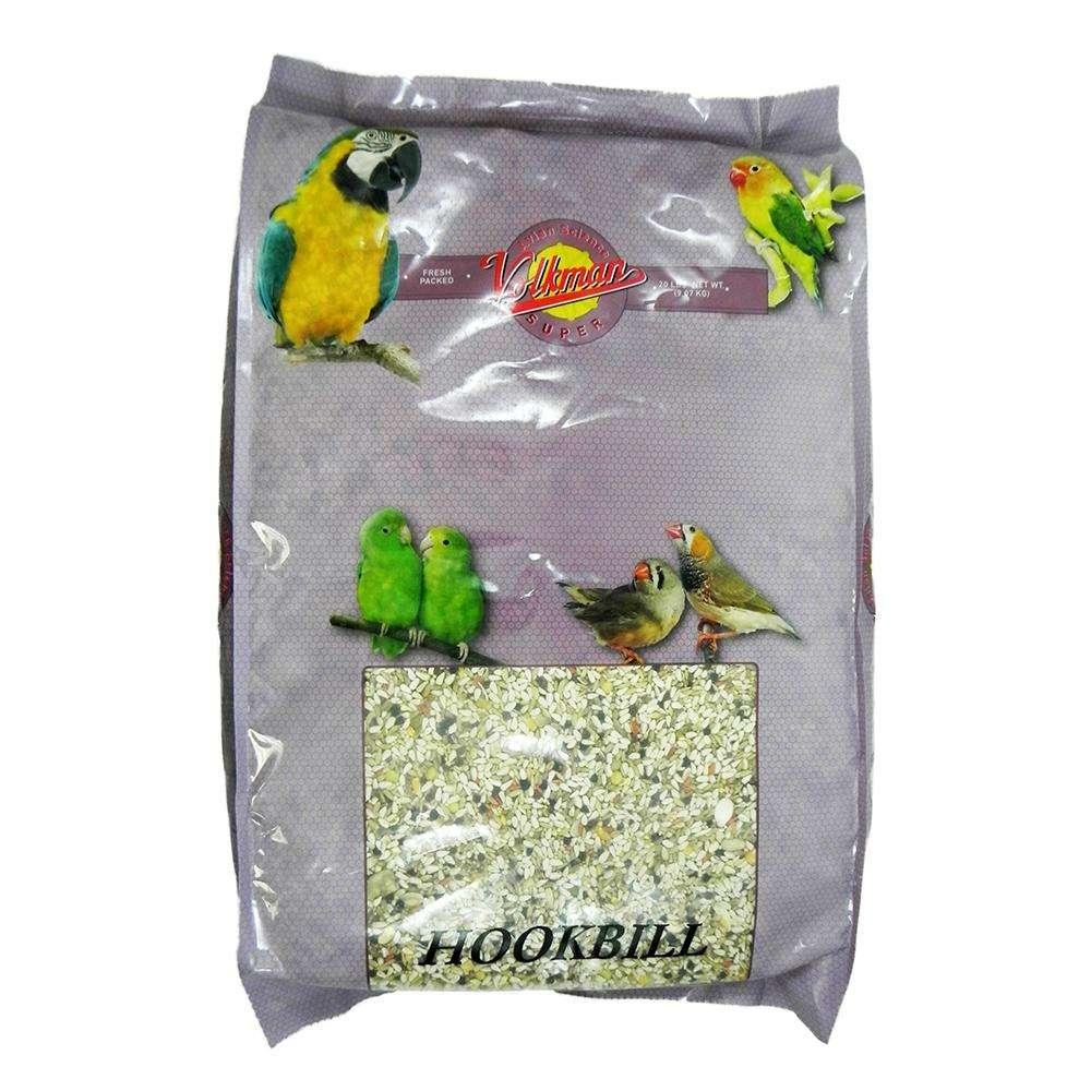 Avian Science Super Hookbill 20 pound Parrot Bird Seed
