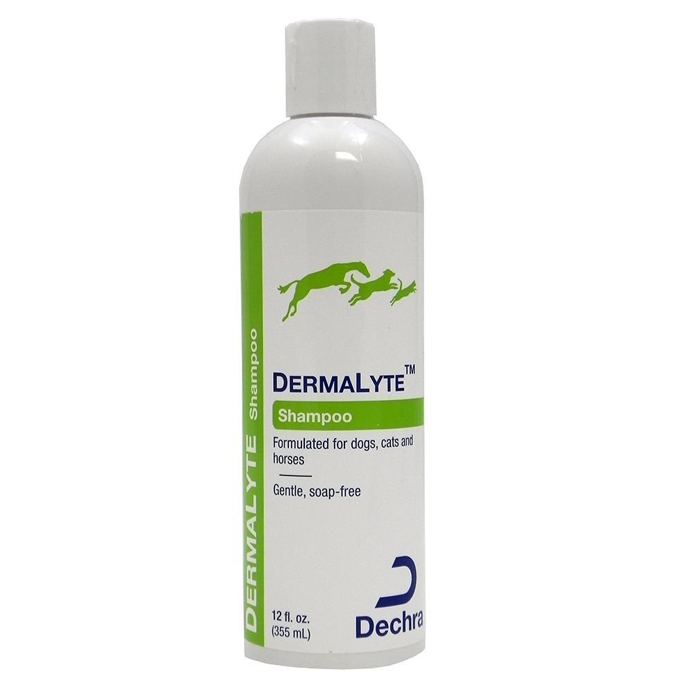 Dechra Dermalyte Pet Shampoo 12oz