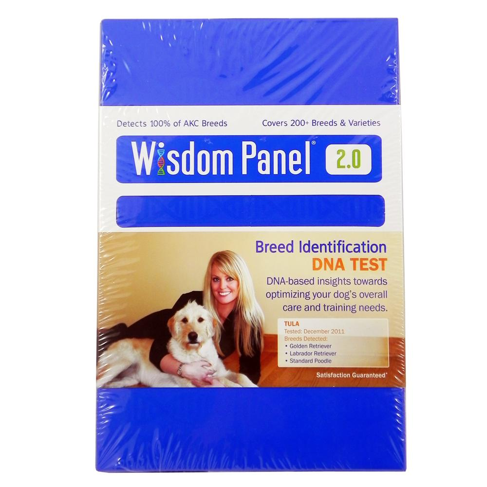 Wisdom Panel Insights Dog DNA Test Kit