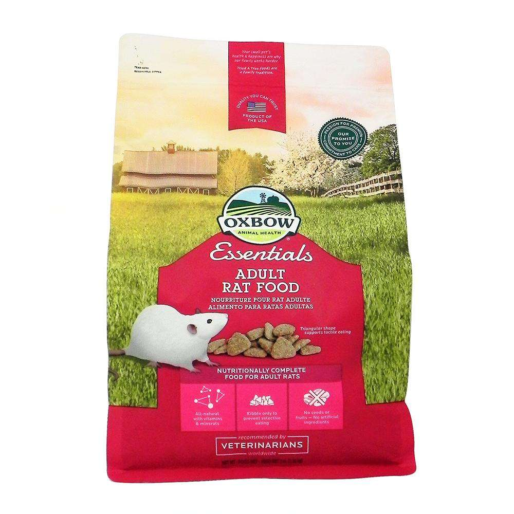 Oxbow Regal Rat Fortified Diet for Pet Rats 3lb