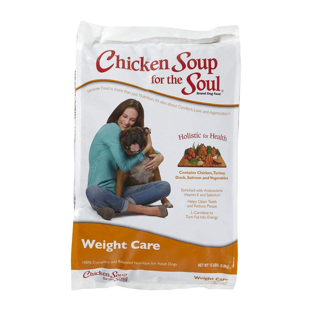 Chicken Soup for the Dog Lovers Soul Wght Mn Dog Food 6lb