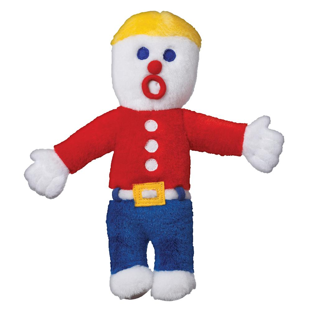 Mr. Bill Soft Dog Toy