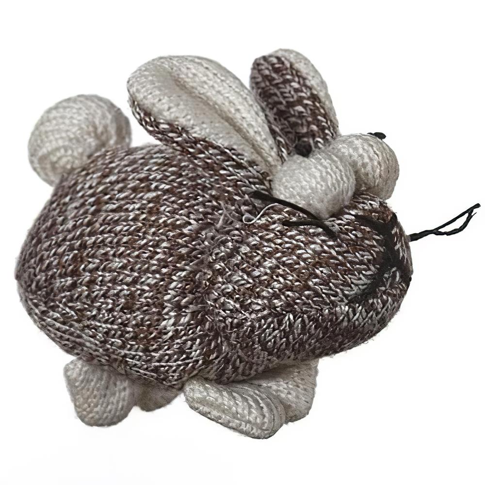 Sock Pal Rabbit Cat Toy