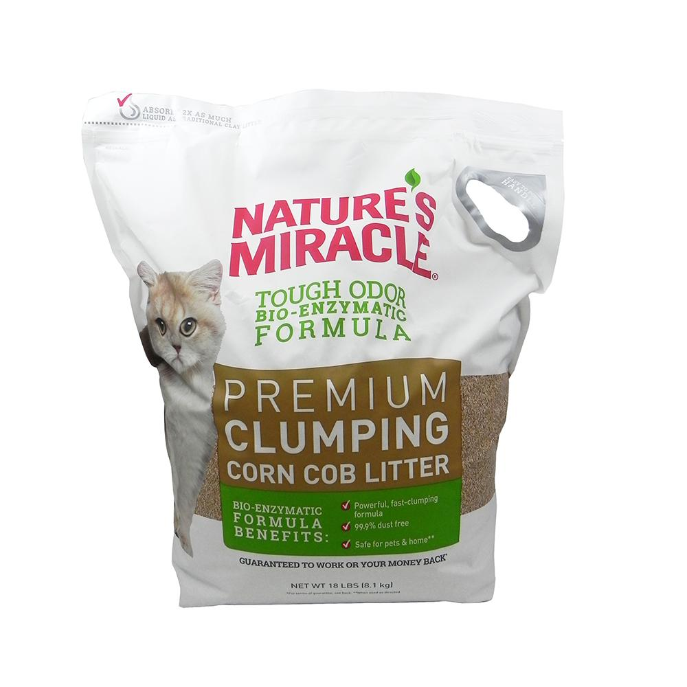 Nature's Miracle Cat Litter 18Lb.