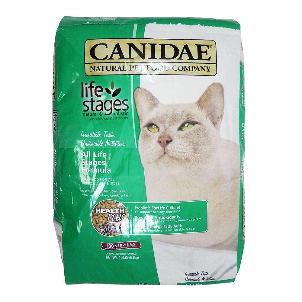 Felidae Dry Kibble for Cats and Kittens 15-Lb.