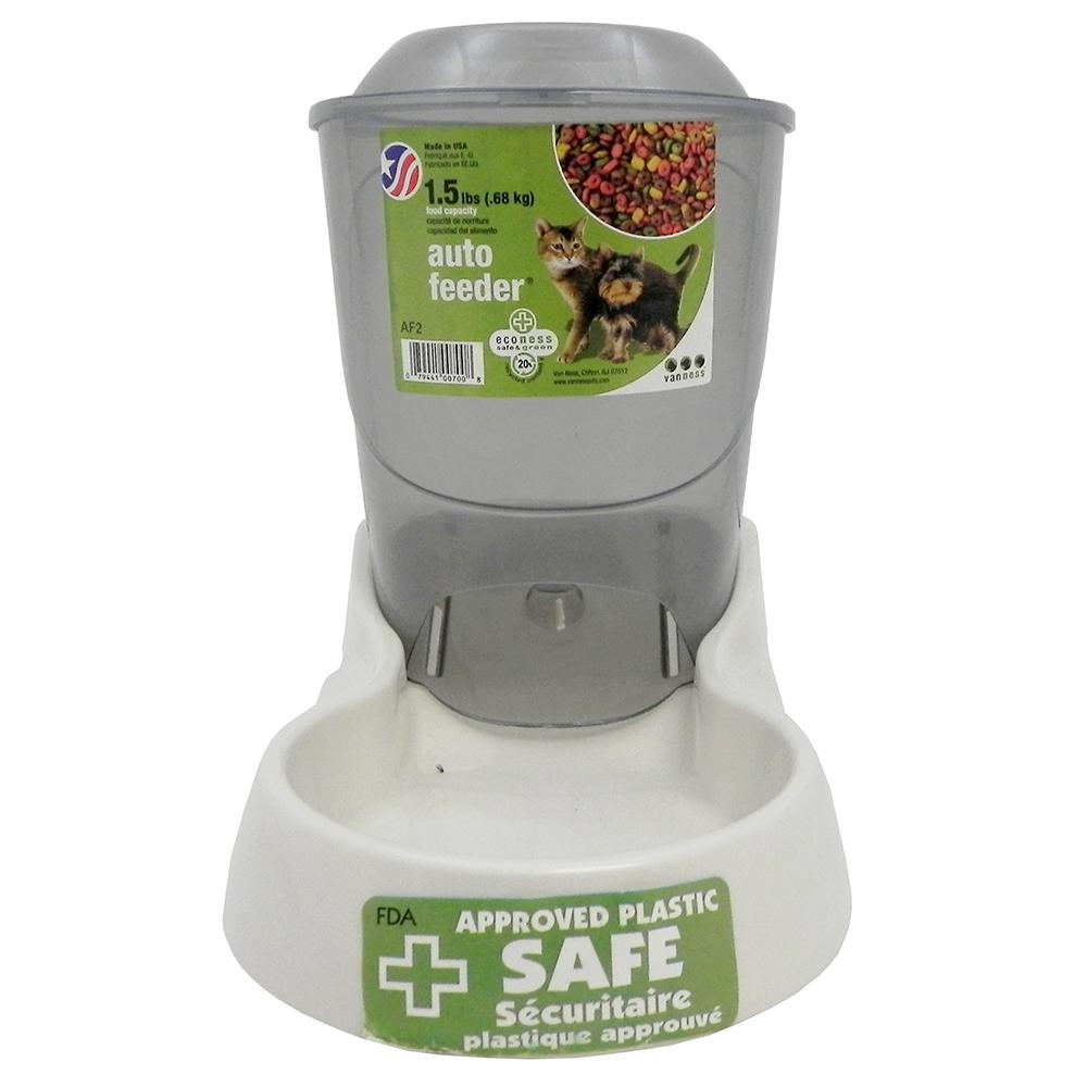 Van Ness Auto Feeder for Pets 1.5 lb