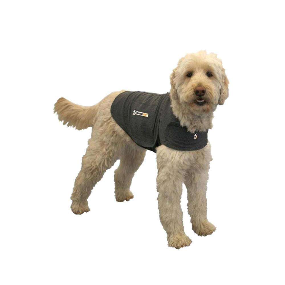 Thundershirt Calming T-shirt Grey Medium