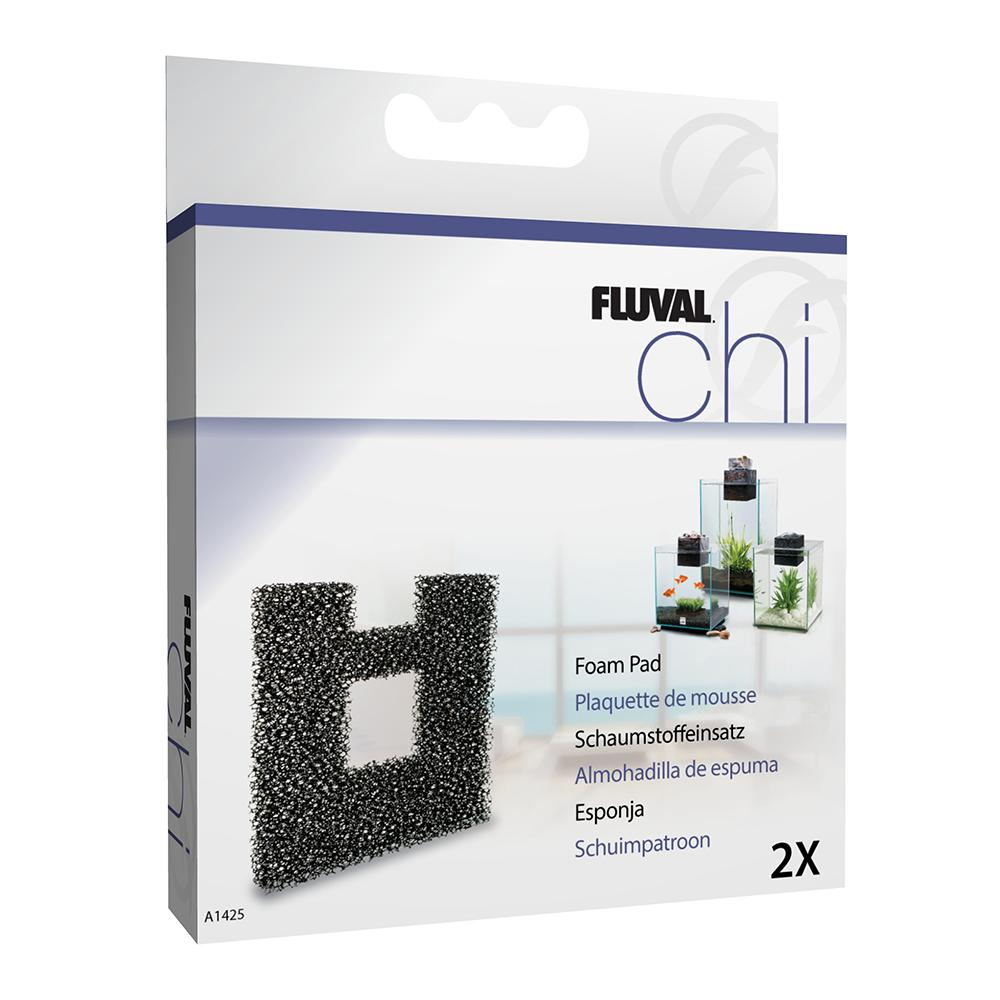 Fluval Chi Repalcement Filter Foam 2 Pack