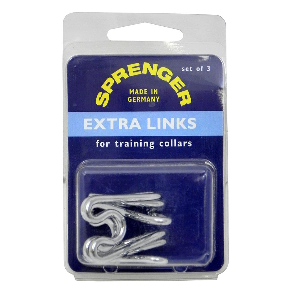 Prong Collar Links Medium 3 Pack