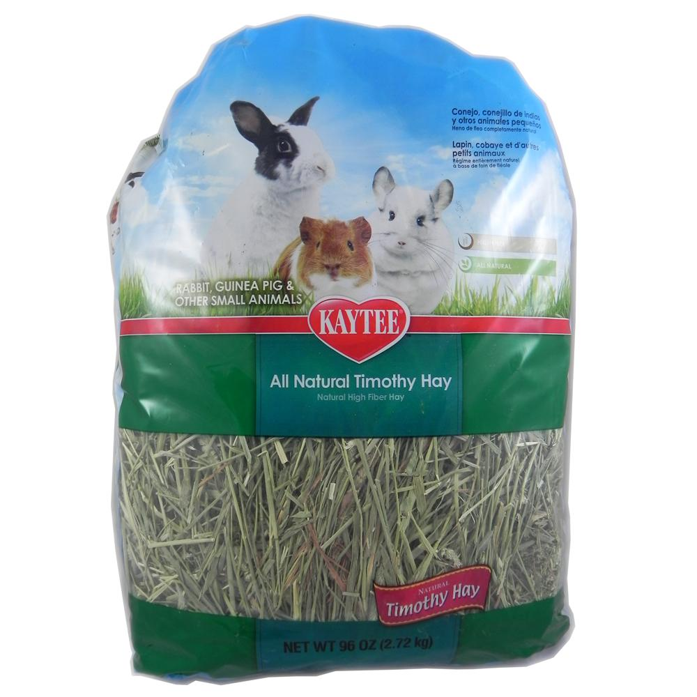Kaytee Natural Timothy Hay 96oz