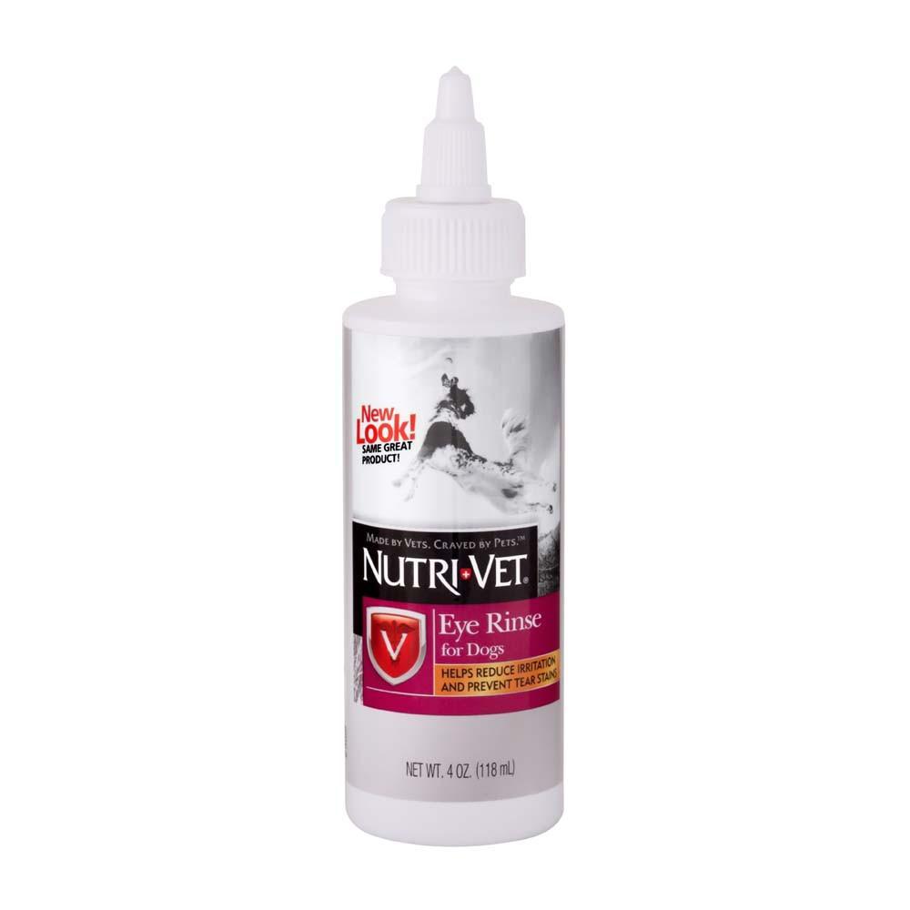 Nutri-Vet Eye Rinse for Dogs 4oz