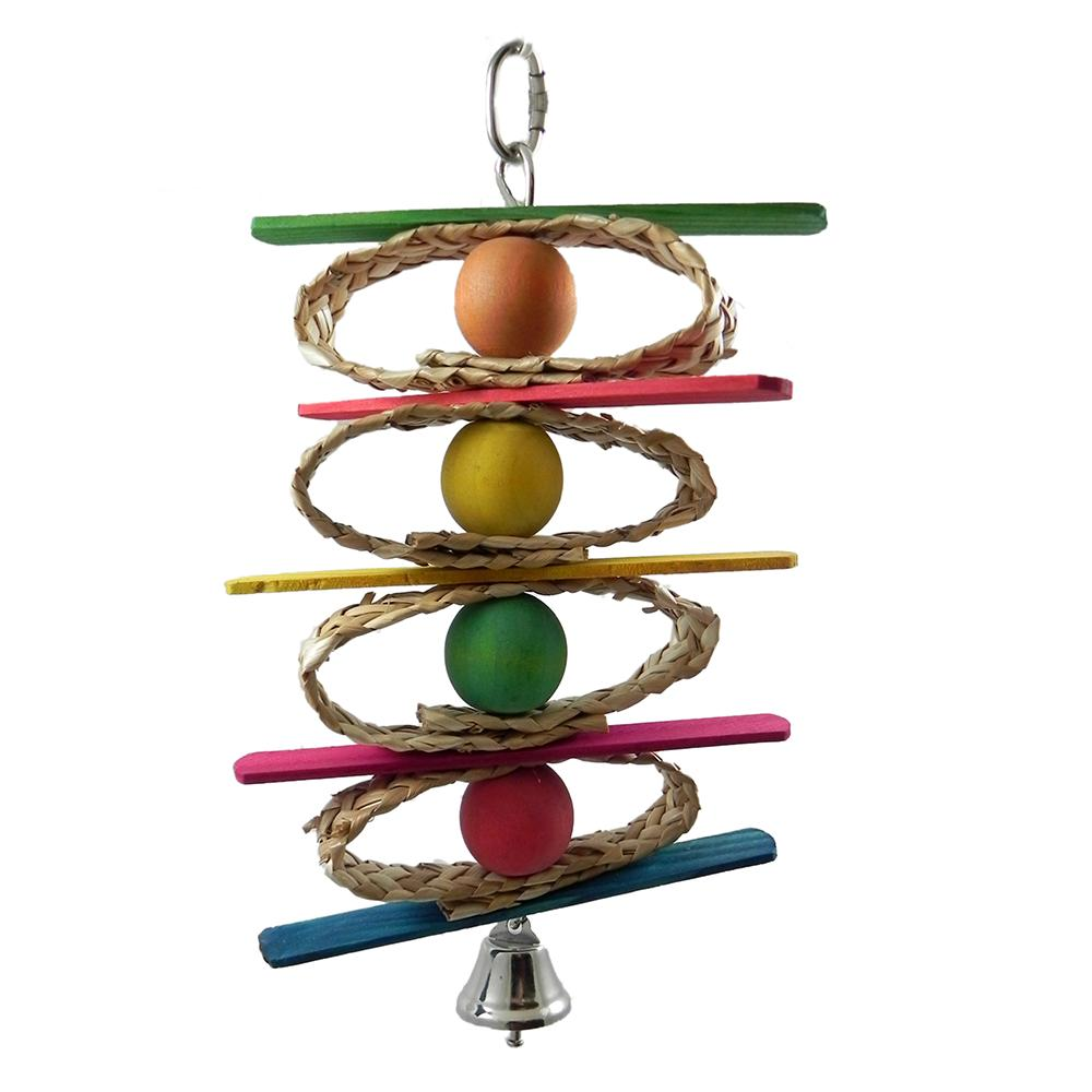 Natural Exerciser Small Bird Toy