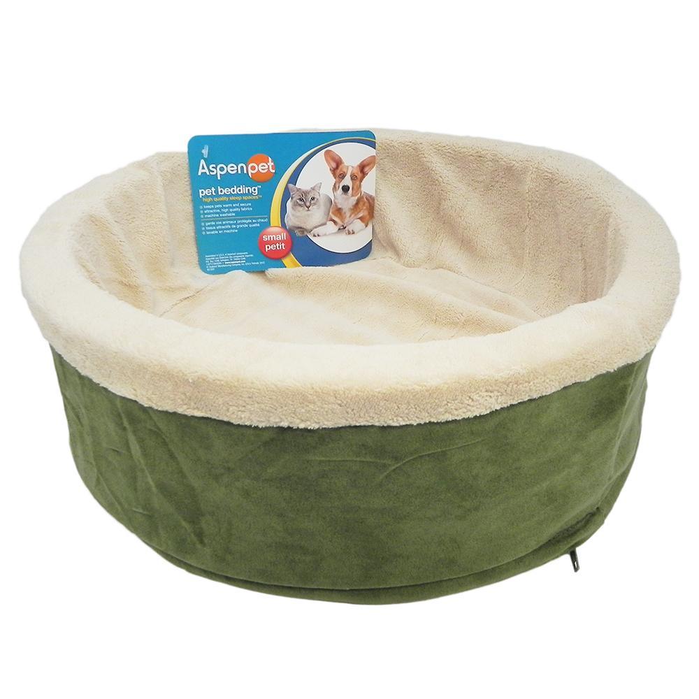 Aspen Pet 16-inch Cat Cup Cat Bed