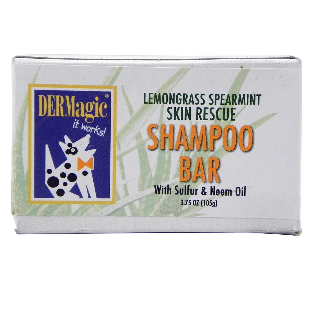 DERMagic Skin Rescue Shampoo Bar for Dogs 3.75-oz.