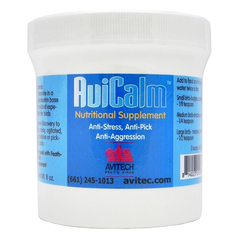 Avitech AviCalm Calming Supplement 8 ounce