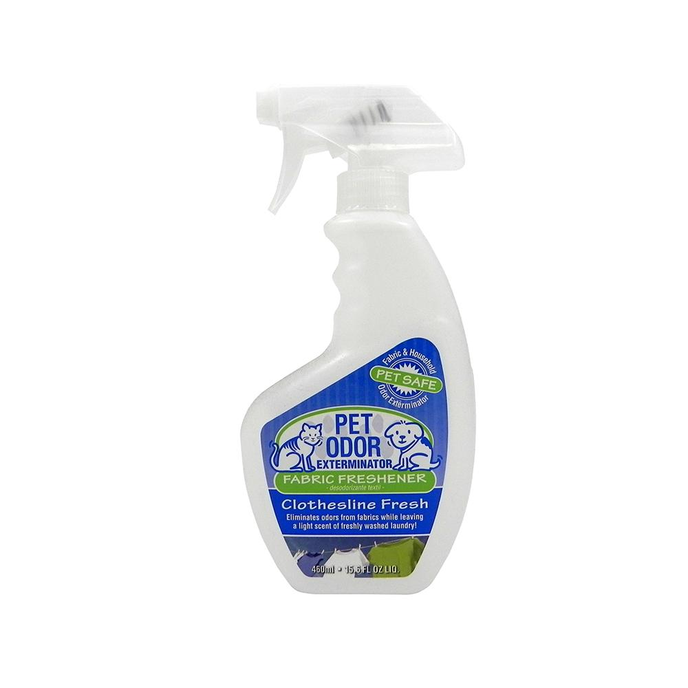 Pet Odor Exterminator Fabric Freshener Spray Clothesline