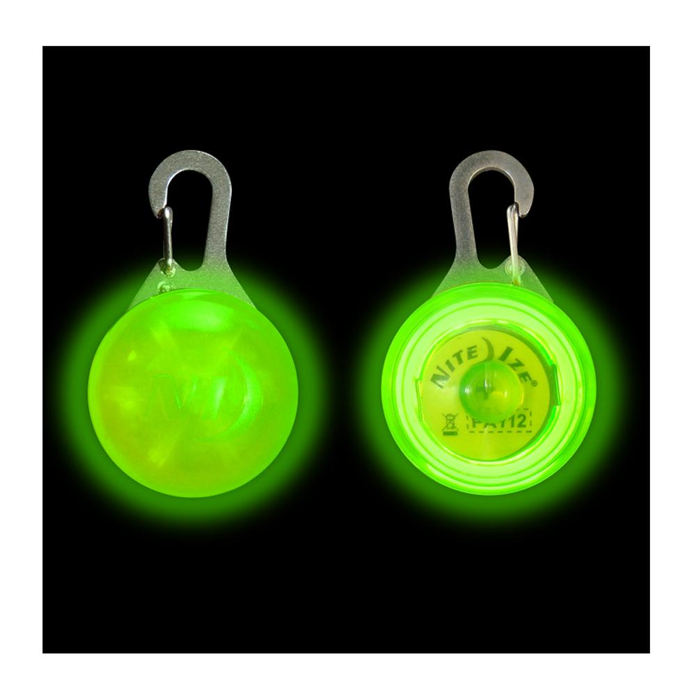 Nite Ize SpotLit Pet Light LIME