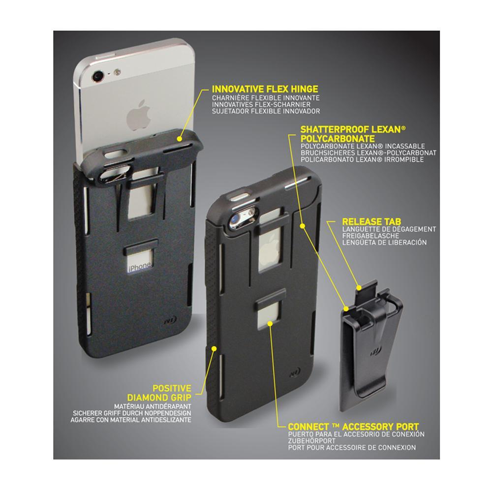 Connect Case iPhone 5 Phone Case Black