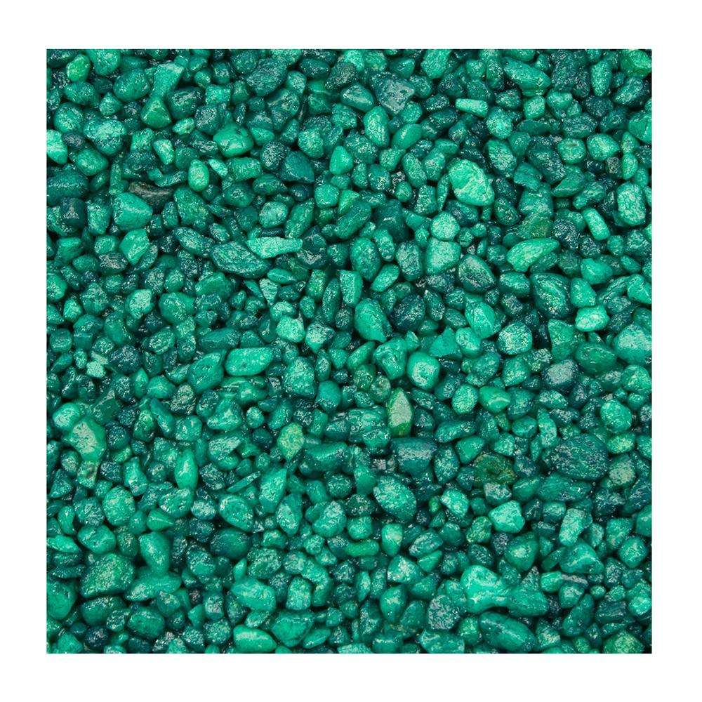 Spectrastone Special Green Freshwater Gravel 5-Lb.
