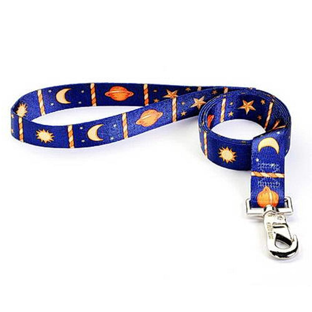 Tuff-Lock Large Heavenly Nylon Leash 3/4in x 6-ft.