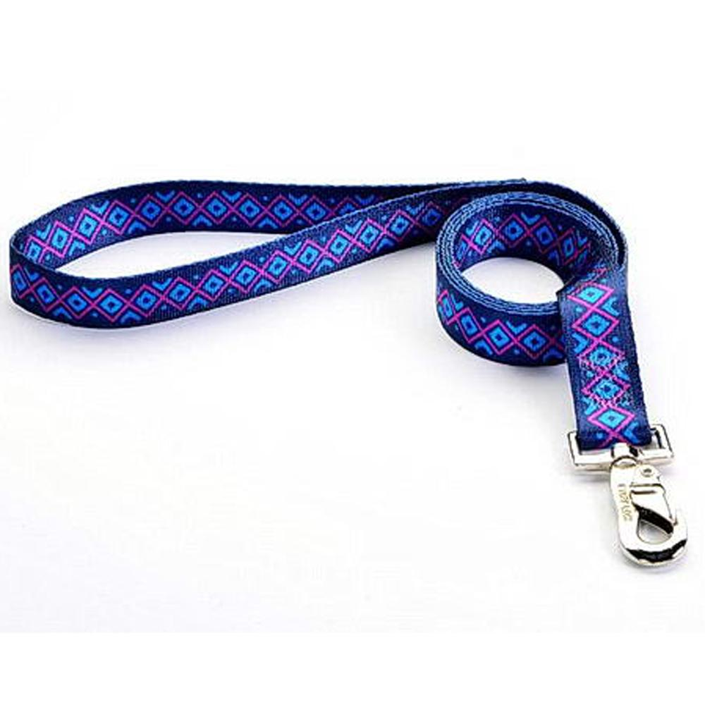 Tuff-Lock Large Inca Nylon Leash 3/4in x 6-ft.