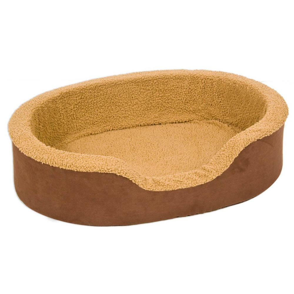 Classic Large Lounger Bed for Dogs and Cats