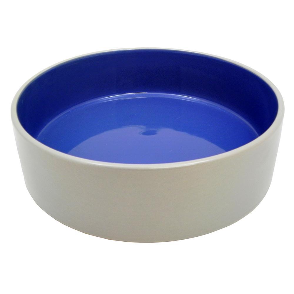 10 Inch Ceramic Dog Bowl