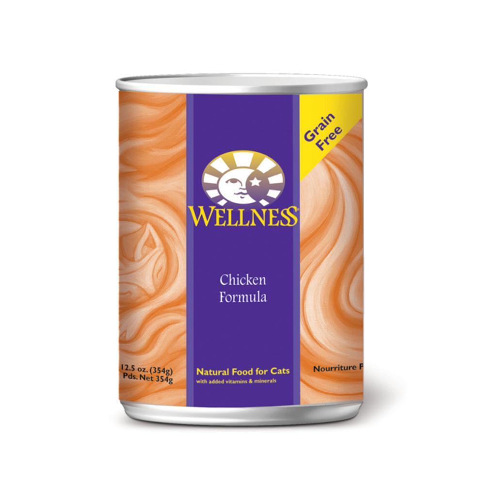 Wellness Cat Ckn 13oz cs