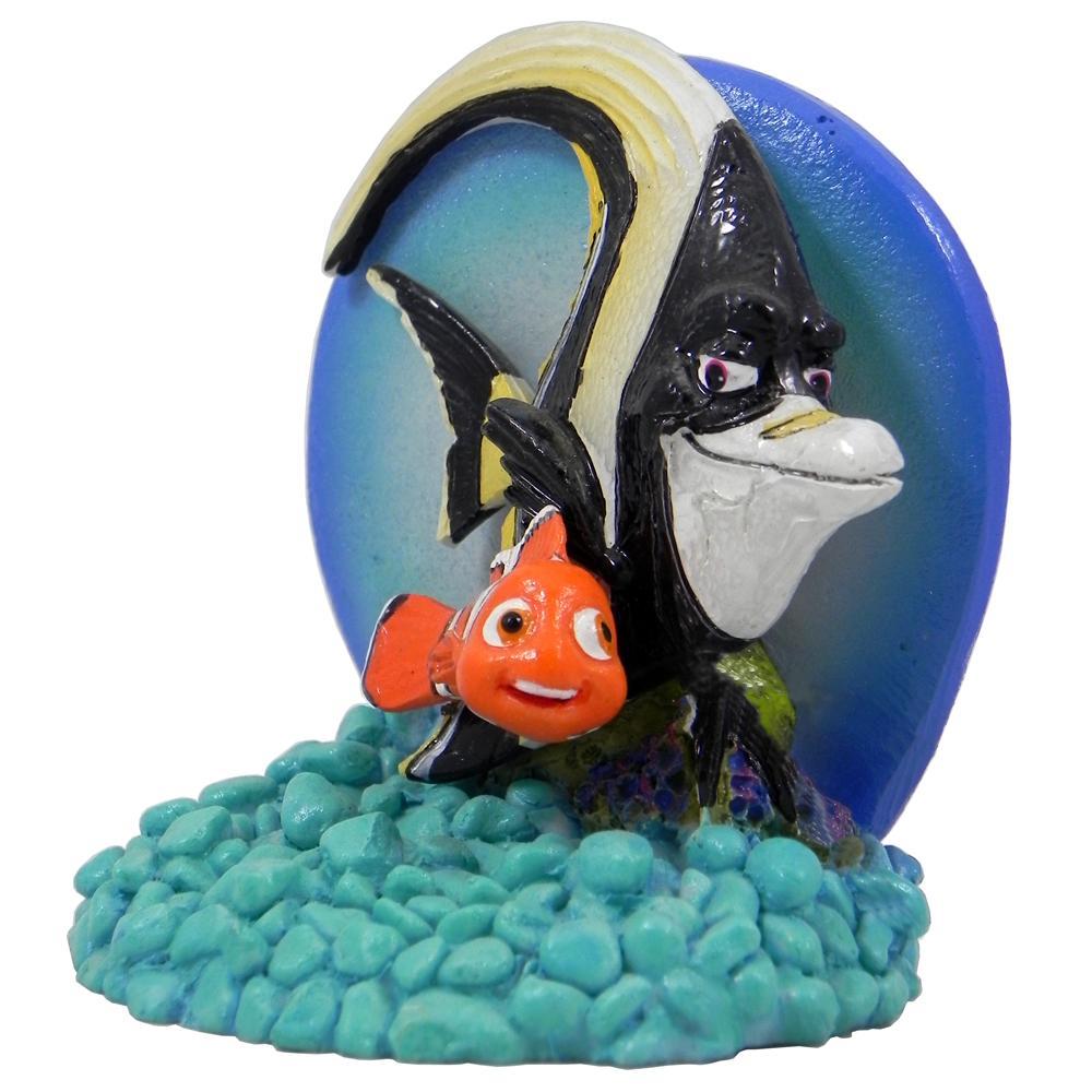 Nemo and Gil Finding Nemo Aquarium Ornament