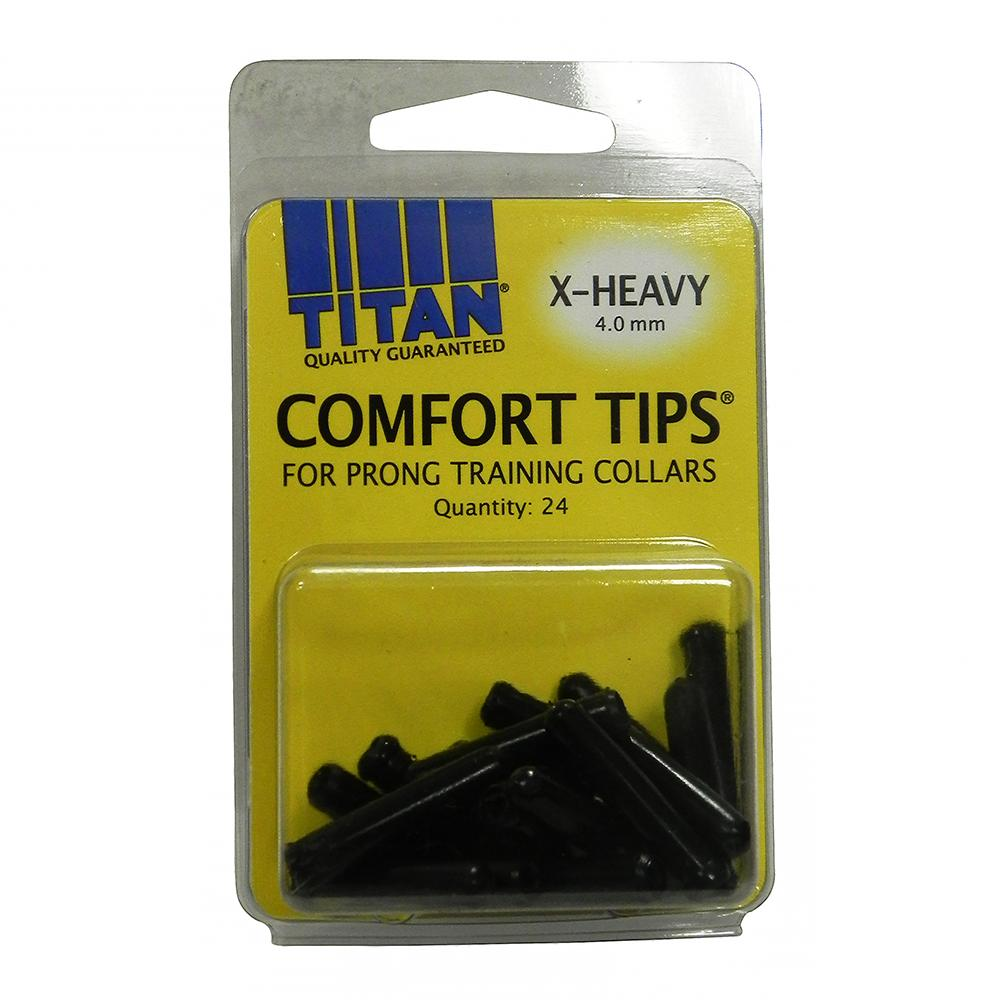 Prong Collar Comfort Tips XLarge/X-Heavy 3.8-4mm