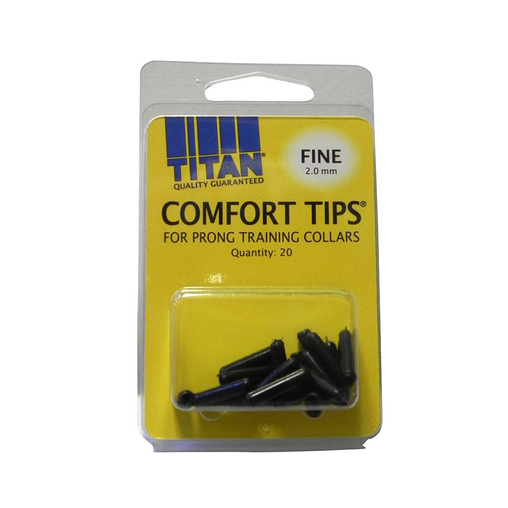 Prong Collar Comfort Tips Small/Fine 2 - 2.25mm