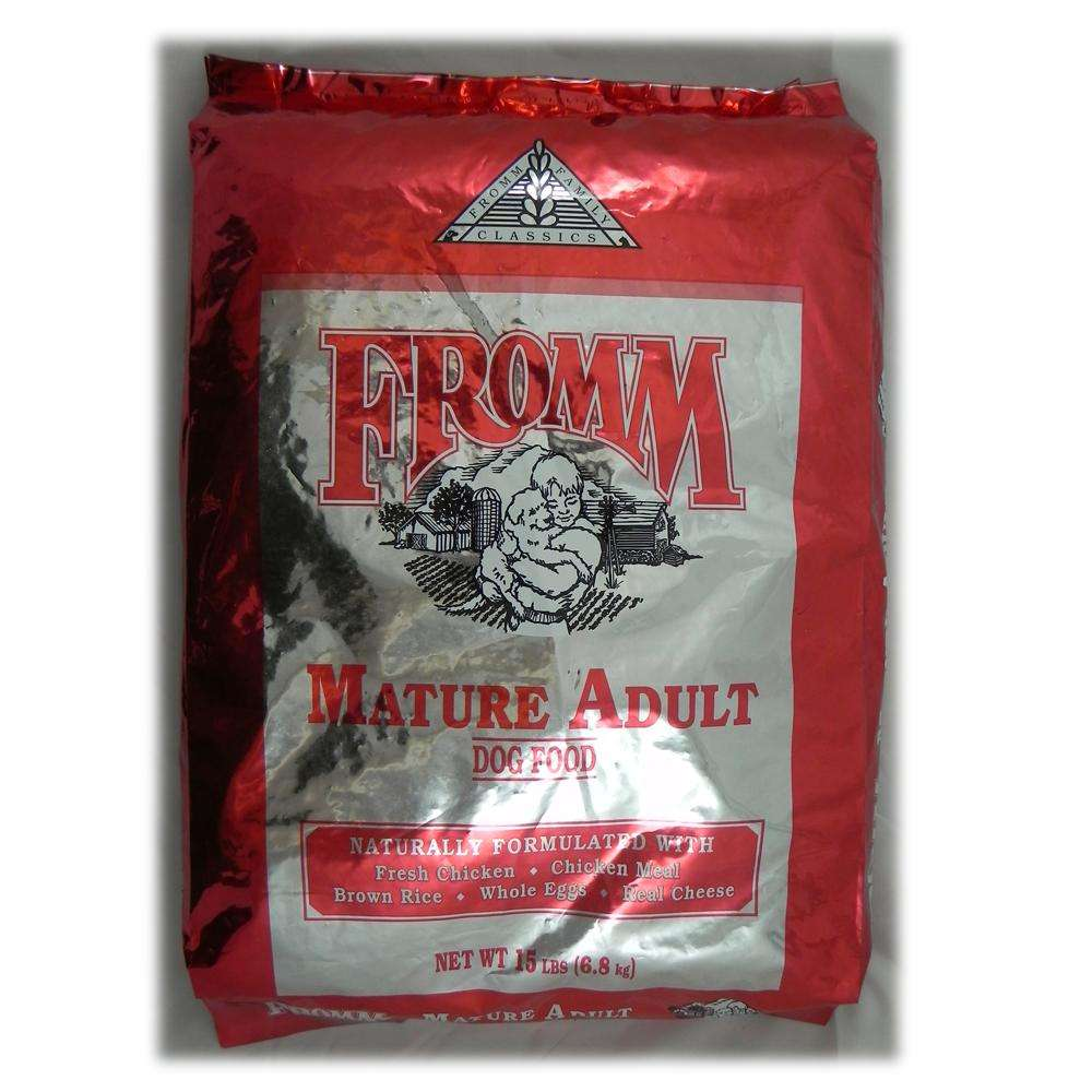 Fromm Classic Mature Adult Dog Food 15Lb.