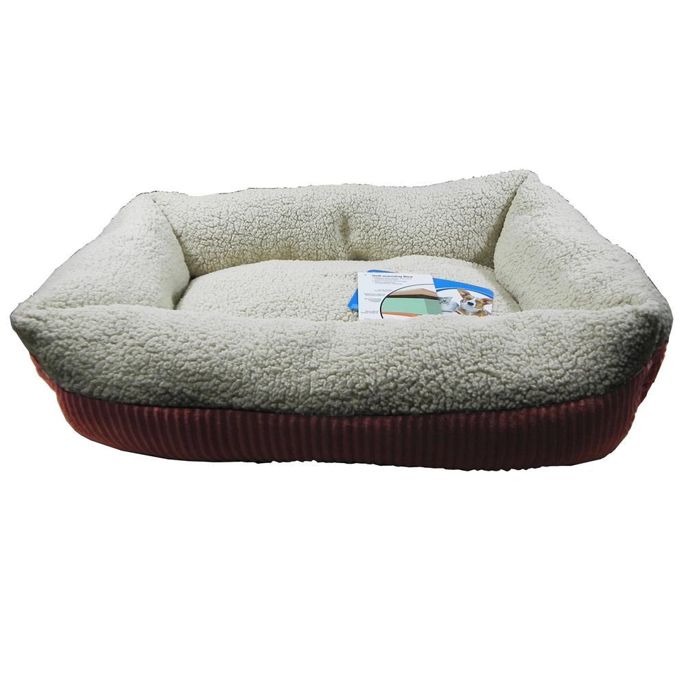 Warming Dog Bed 30 inch