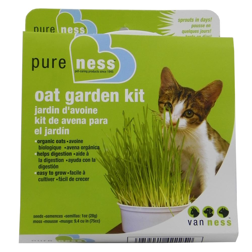 Pure Ness Oat Garden Kit for Cats