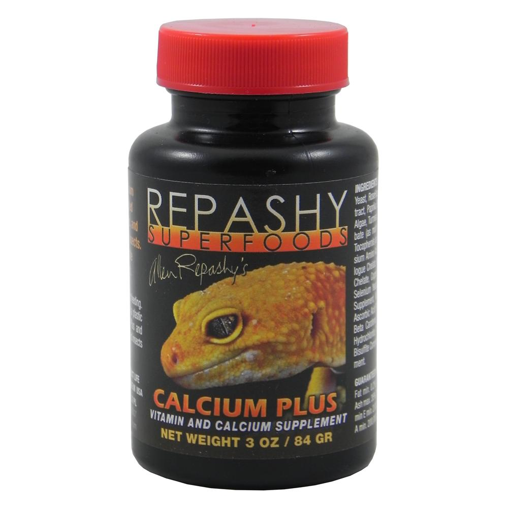 Repashy Calcium Plus Supplement 3oz Jar