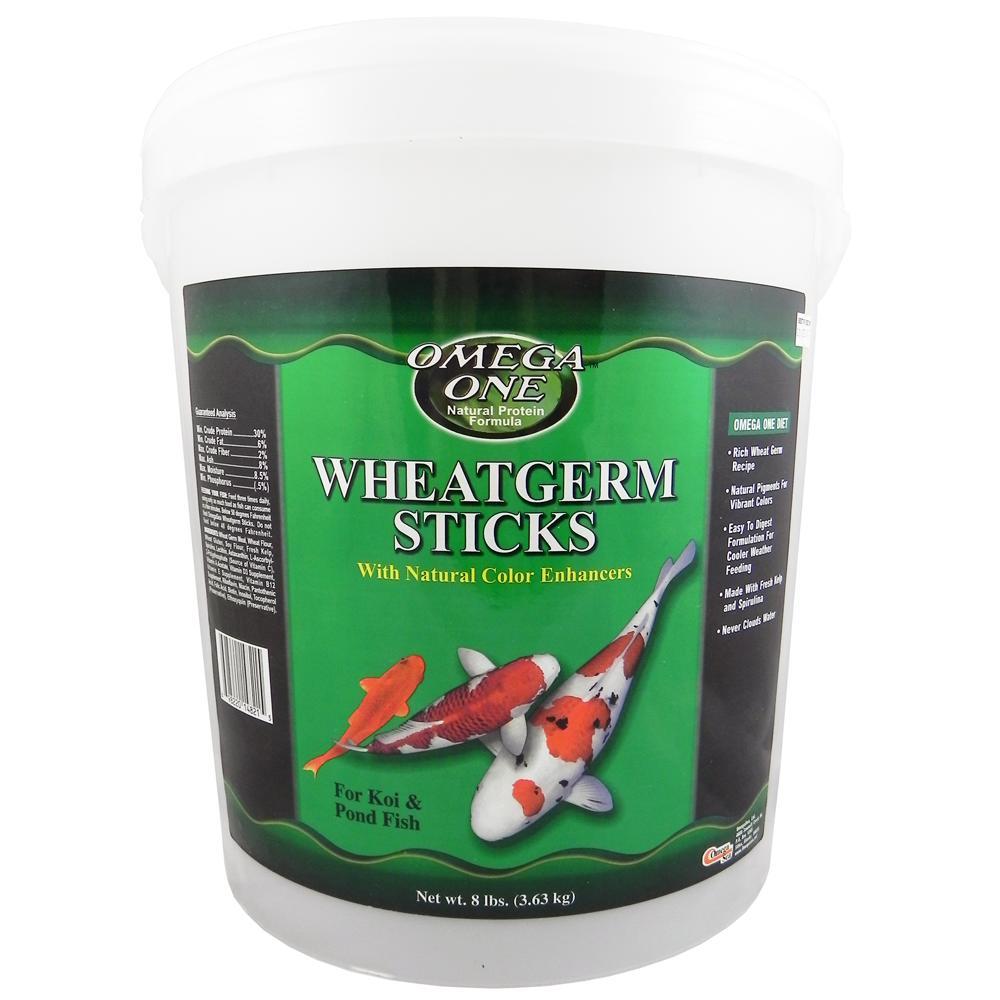 Omega Wheat Germ 8Lb.