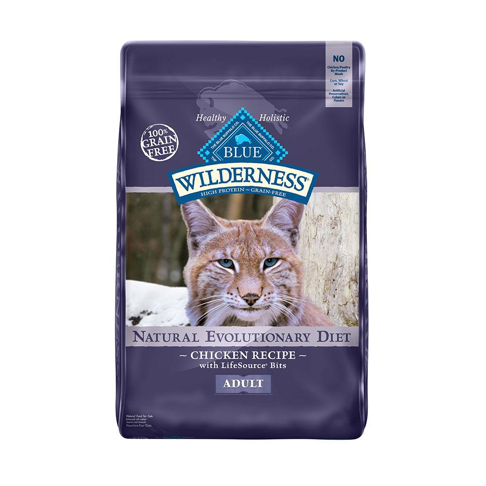 Blue Wilderness Cat Chkn 12lb