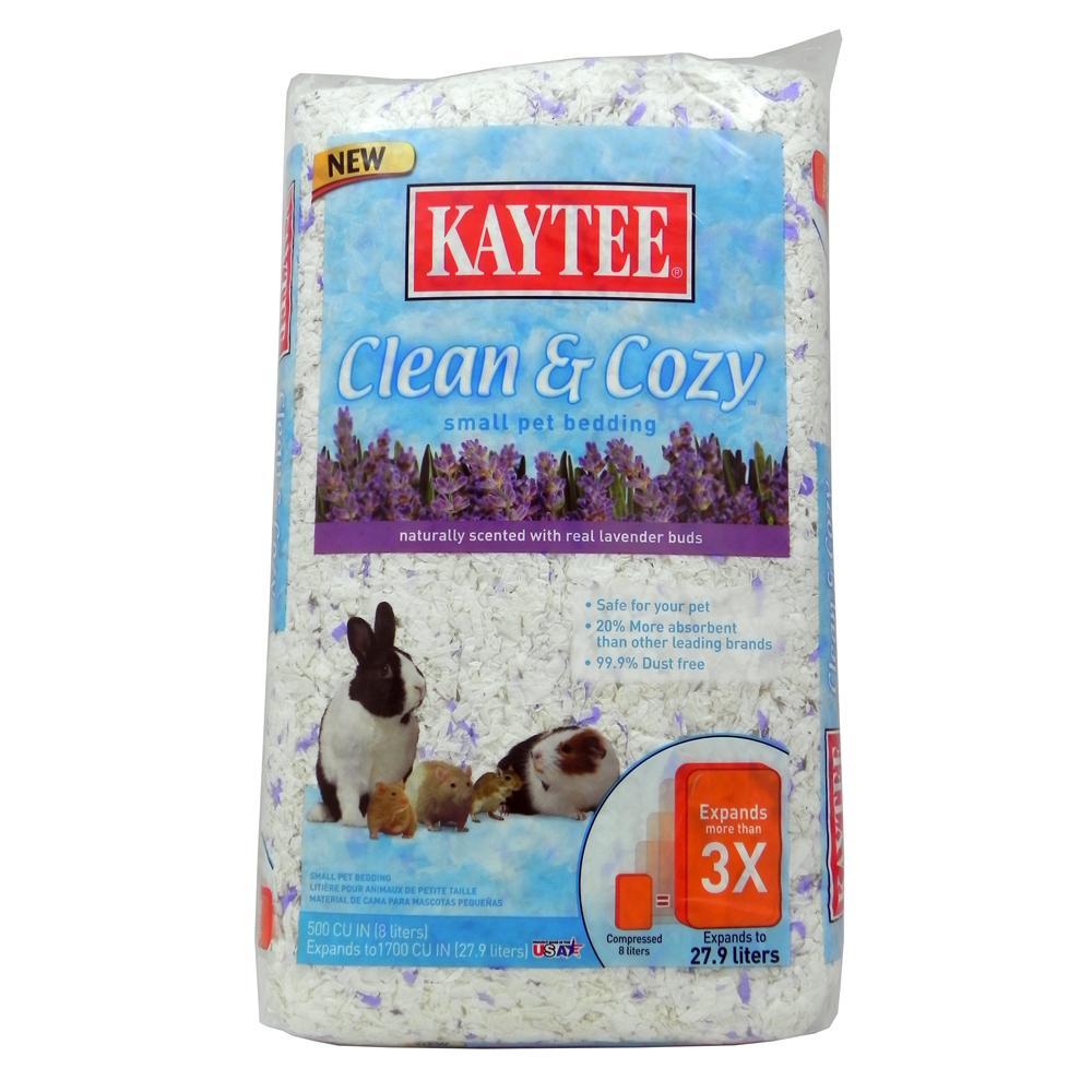 Kaytee Clean & Cozy Lavender 8 liter