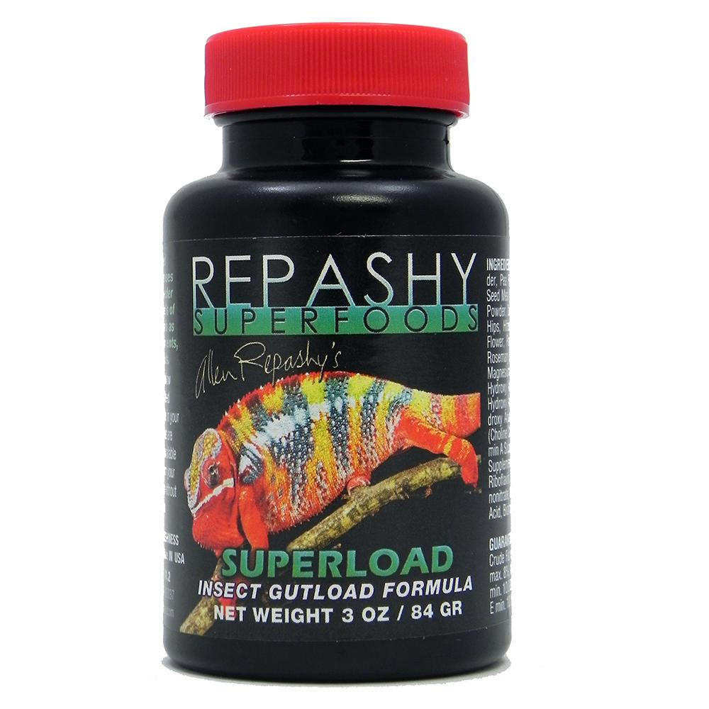 Repashy SuperLoad Feeder Insect Gutload Formula 3oz.